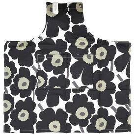 【並行輸入品】マリメッコ エプロン 064161 #030(BLACK) marimekko apron【メール便送料無料】(TKD)※メール便は他商品との同梱不可 (6027714)
