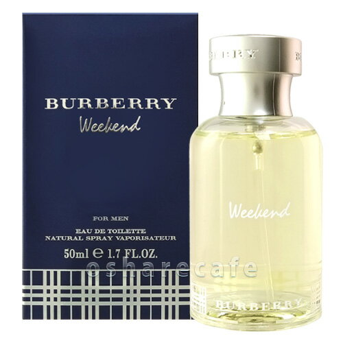 バーバリー ウィークエンドフォーメンEDT 50ml(オードトワレ)【香水】【60サイズ】【コンビニ受取対応商品】 (6002683)