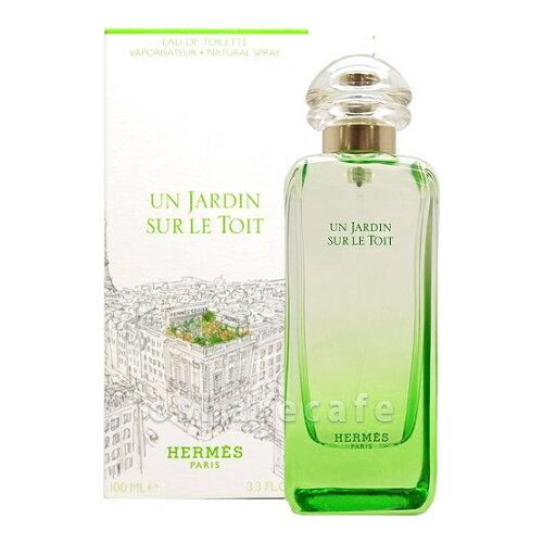 【HERMES】エルメス 屋根の上の庭 EDT100ml(オードトワレ)【香水】【60サイズ】【コンビニ受取対応商品】(6005491)