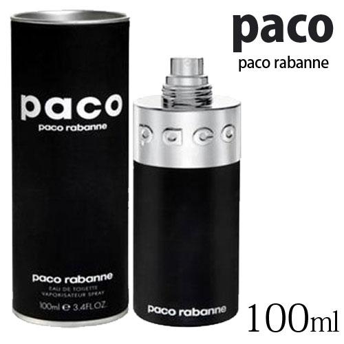 パコラバンヌ パコEDT 100ml(オードトワレ) 【香水】【60サイズ】【コンビニ受取対応商品】(6005331)