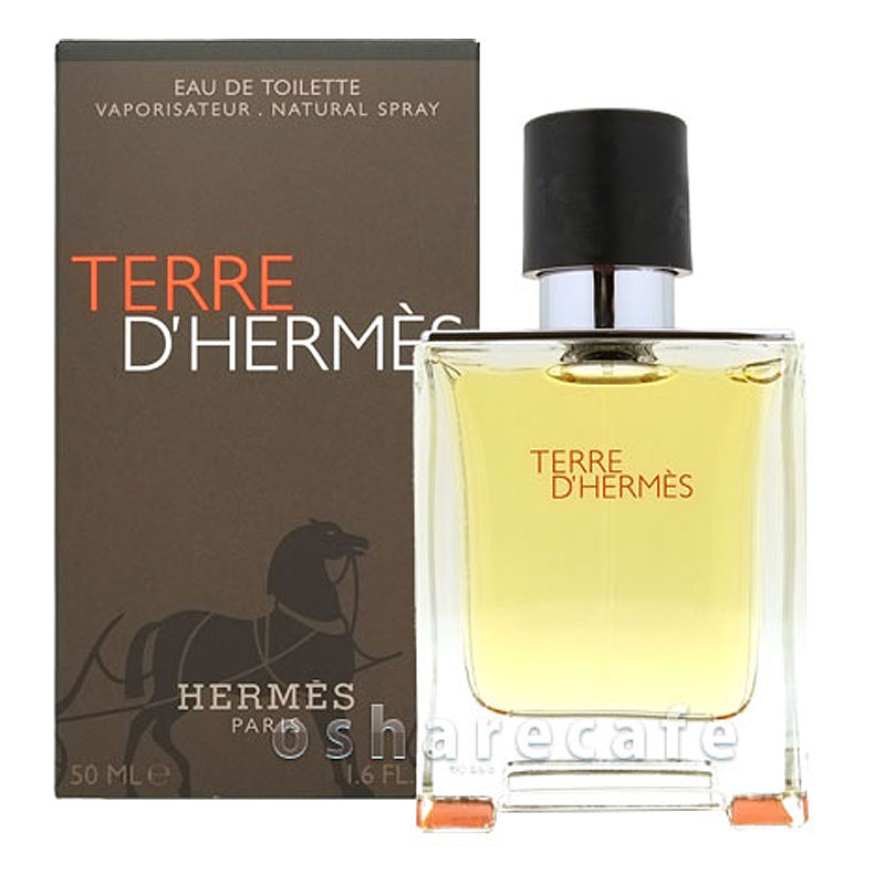 【HERMES】エルメス テールドエルメスEDT 50ml(オードトワレ)【香水】【60サイズ】【コンビニ受取対応商品】 (5000456)