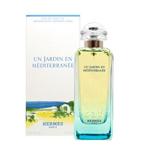 【HERMES】エルメス 地中海の庭EDT 100ml(オードトワレ)【香水】【60サイズ】【コンビニ受取対応商品】(6005072)