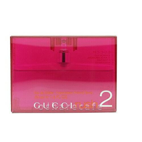 グッチ ラッシュ2 EDT 50ml(オードトワレ)【香水】【ネコポス対応商品】【60サイズ】【コンビニ受取対応商品】 (5000469)
