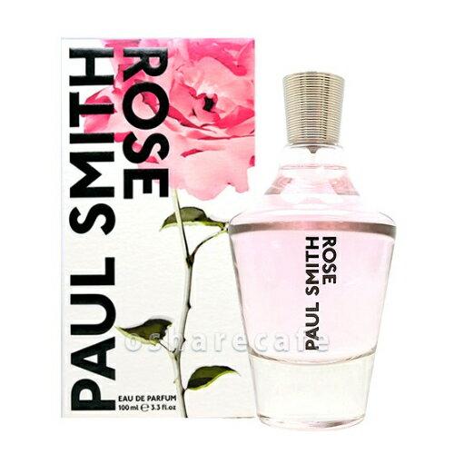 【PAUL SMITH】ポールスミス ローズEDP 100ml(オードパルファム)【香水】【60サイズ】【コンビニ受取対応商品】(6005677)