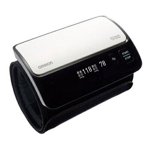オムロン OMRON 上腕式血圧計 HEM-7600T-WN(ホワイト)【沖縄・離島は送料無料対象外】(wn0713) (1211656)