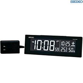 セイコークロック DL305K デジタル時計【電波クロック/DL305/SEIKO】【宅配便送料無料】 (6023816)