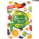 ユーワおいしいフルーツ青汁
