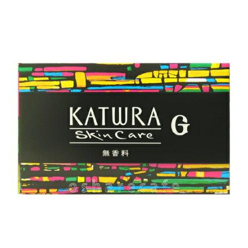 カツウラ化粧品 サボン 100g (無香料) 【石けん】Gシリーズ【60サイズ】【コンビニ受取対応商品】 (6003065)