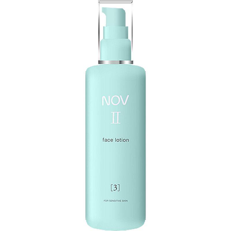 ノエビア NOVノブ II フェイスローション 120ml【化粧水】【60サイズ】【コンビニ受取対応商品】 (6011141)