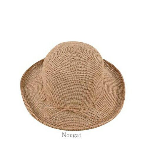 ヘレンカミンスキー 2018SS プロバンス8 ヌガー(Nougat)PROVENCE8【保存袋付/ハット/帽子/UV対策/つば広/小顔効果】【スリランカ製】【沖縄・離島は送料無料対象外】 (6009945)