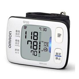 オムロン 血圧計HEM-6301【沖縄・離島は送料無料対象外】【あす楽対応_関東】 (6022117)【TN457-1】