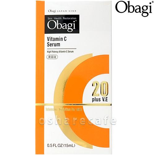 ロート製薬 Obagi(オバジ)C20セラム 15ml【美容液】【60サイズ】【コンビニ受取対応商品】 (6021431)