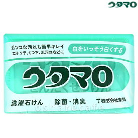 東邦 ウタマロ石鹸 133g【ウタマロ石けん/固形/洗濯用石けん】【メール便送料無料】 (6022107)
