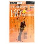 ATSUGI(アツギ)140デニールFP14002PL-LLブラック(480)