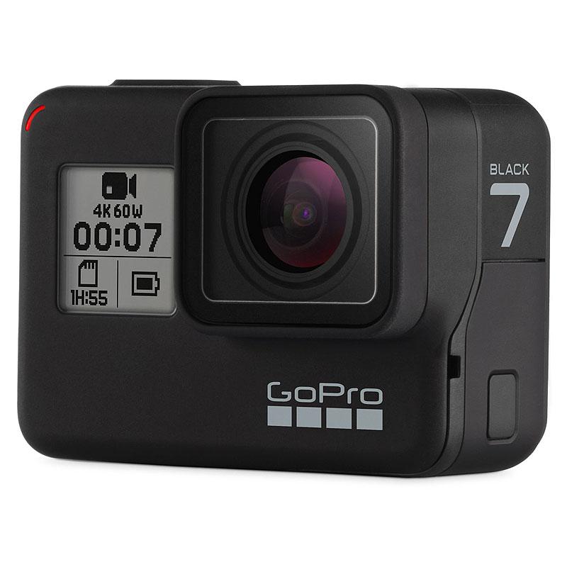 GoPro ゴープロ HERO7 BLACK CHDHX-701-FW ビデオカメラ【FJT】【沖縄・離島は送料無料対象外】 (1212294)