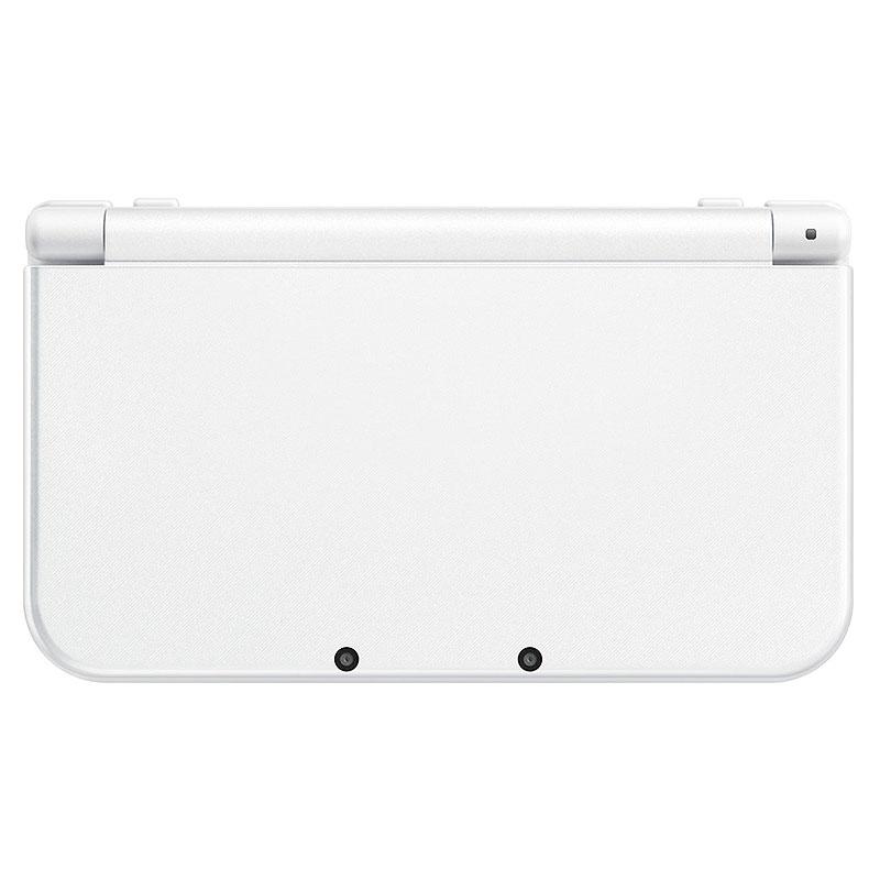 任天堂 Nintendo ニンテンドー3DS LL 本体 パールホワイト【沖縄・離島は送料無料対象外】 (1212061)