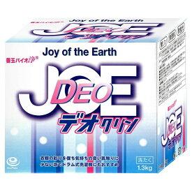 善玉バイオ洗剤 浄JOEデオクリン 1.3kg【エコプラッツ/Eco Platz/洗剤/衣類用 /洗濯/部屋干し】【60サイズ】【SBT】 (6042133)