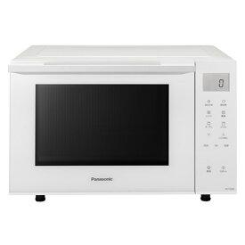 パナソニック 電子レンジ・オーブンレンジ NE-FS300-W ホワイト(1214642)【Panasonic】【別途延長保証契約可能】【宅配便送料無料】 ※他商品との同梱不可