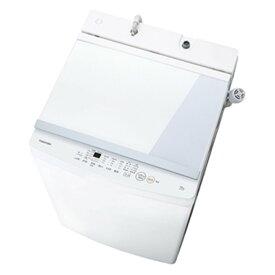 TOSHIBA 全自動洗濯機 AW-10M7-W ピュアホワイト(1212988)【洗濯機】【東芝】【別途延長保証契約可能】【宅配便送料無料】【沖縄・離島への配送不可】※他商品との同梱不可