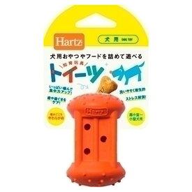 住商アグロインターナショナル ハーツ トイーツ やわらかめ 超小型〜小型犬用 オレンジ【happiest】【60サイズ】【SBT】 (6030558)