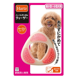 住商アグロインターナショナル ハーツ デンタル ティーザー 超小型〜小型犬用【happiest】【60サイズ】【SBT】 (6030561)