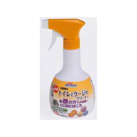 ドギーマンハヤシ 快適 トイレとケージのクリーナー 380ml【happiest】【SBT】(6037127)