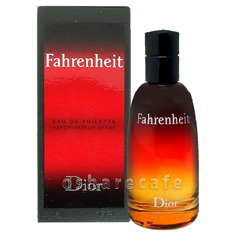【Dior】クリスチャンディオール ファーレンハイトEDT 50ml(オードトワレ)【沖縄・離島は送料無料対象外】 (6001767)
