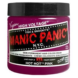 マニックパニック MC11015 Hot Hot Pink ホットホットピンク【MANIC PANIC】【マニパニ/ヘアカラークリーム】【沖縄・離島は送料無料対象外】 (6014437)【TN232-2】