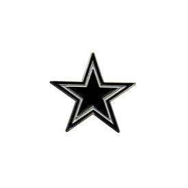 送料無料/アメリカン フット ボール NFL/ダラス カウボーイズ/ピン バッジ/キャップや ! シャツに/バッジも おしゃれの1つ/ローン スターはテキサス州の象徴/カウボーイズ 大好きな人ヘ !【送料無料 発送はDM便です】