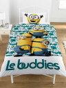 子どもが大喜び【ミニオンズ】米仏合同映画Le Buddiesはフランス語で仲間達/ニューヨークに着いた/ボブ/ケビン/スチュ…