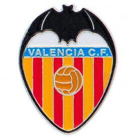 送料無料/サッカー スペイン/リーガ エスパニョーラ !【バレンシア CF ピン バッジ】/バレンシアだけがオレンジじゃない/ピン バッジもおしゃれの1つ/バレンシア 大好きな人へ !/スペイン 好きな人も !【発送はDM便】
