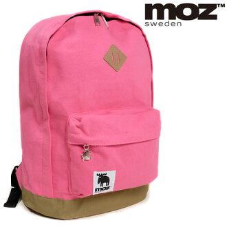 Brand bags moz Shrike ladies women backpack backpacks D Pack daypack pig nose bag bag bag sweatshirts Jersey casual solid pink