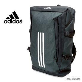 adidas スクエアバックパック 23.5L GN8878 アディダス リュックサック Dパック デイパック メンズ 鞄 かばん カバン スポーツバッグ ボックス 3ストライプス 四角 大きい 大容量 あす楽