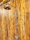 TOTO TMGG95EC シャワーバー オーバーヘッドシャワー スライドバー ハンドシャワー シャワーホース 壁付サーモスタット混合水栓セット【T0104-01】