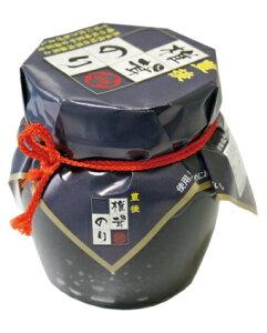 【大分県椎茸農業協同組合】大分県産乾しいたけ 加工品 豊後椎茸のり 160g