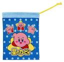星のカービィ ブルー カップ袋(コップ袋)CP-1 入園・入学(子供ランチ)◇