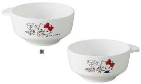 ハローキティ 茶椀 食器洗浄機対応CB-31 子供食器(ベビー)