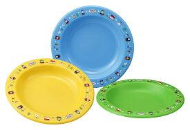きかんしゃトーマス 小皿3枚セット(取り皿) PT-21おやつ・パーティにも便利な食器電子レンジ 食器洗浄機対応