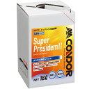 山崎産業 コンドル樹脂ワックス スーパープレジデム2(18L)