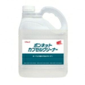 【洗剤】 RCC ボンネットカプセルクリーナー 4L(リンレイ)[店舗 オフィスビル 商業施設 ホテル カーペット]