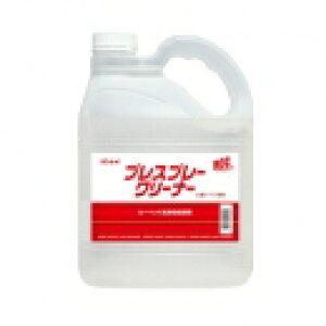 【洗剤】 RCC プレスプレークリーナー 4L(リンレイ)[店舗 オフィスビル 商業施設 ホテル カーペット]