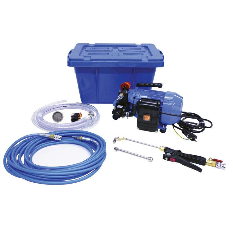 【エアコン洗浄機】エアコン洗浄ポンプ ACジェットVer.2(横浜油脂)[ポンプ 丸山 洗浄]