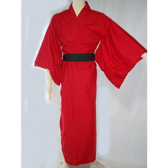 カラー着物/赤