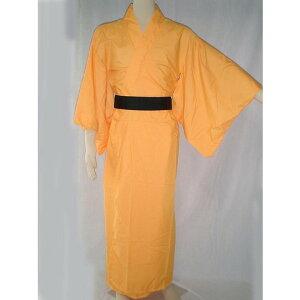 カラー着物/黄色