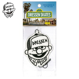 DRESSEN SKATES(doressensuketsu)ERIC D. Air Freshener eafuresshuna车室厕所芳香剂香味nioieafuresshuna悬挂下降打扮