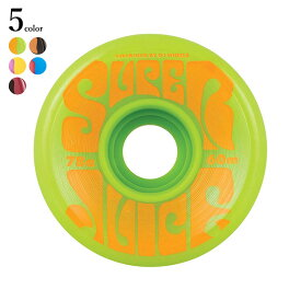 12/4(金) 再入荷! OJ Wheels (オージェイ ウィール) Super Juice 60mm 78a スケートボード スケボー ソフトウィール クルーザーウィール クルーザー クルージング ウィール ウイール スーパージュース ホットジュース 【送料無料】 【あす楽対応】