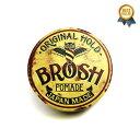 10/28(水) 在庫補充! BROSH (ブロッシュ) BROSH POMADE ORIGINAL HOLD 115g ブロッシュポマード ポマード ブロッシュ…