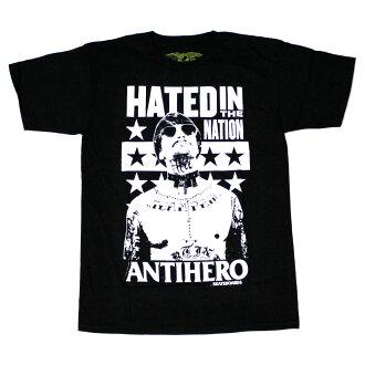 ANTI HERO (antihero) HATED BLACK (Black)