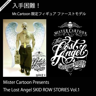 MISTER CARTOON PRESENTS The Lost Angel SKID ROW STORIES VOL.1