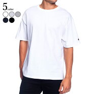 【メール便送料無料】4/25(木)再入荷!Champion(チャンピオン)Heritage7oz.JerseyTeeアメリカ企画Tシャツ無地メンズ綿100%7オンス厚手半袖バインダーネック全4色S-XL大きいサイズ【あす楽対応】